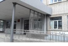 В Дзержинской городской детской больнице №8 почти отремонтирован 1 этаж