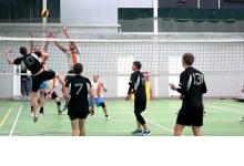 В Дзержинске стартовал розыгрыш Кубка Дзержинска по волейболу