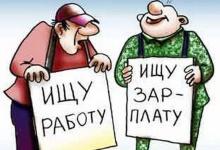 В  Дзержинске 411 человек являются безработными