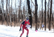 В Дзержинске прошли традиционные соревнования по спортивному ориентированию на л
