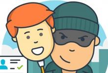 Дзержинская полиция предупреждает о фактах мошенничества