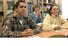 Дзержинск посетила делегация французских школьников