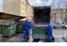 В Дзержинске не выявлено нарушений содержания дворов и переполнения контейнеров