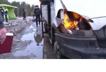 Междугородний автобус Нижний-Дзержинск сбил пешехода насмерть