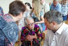 В Дзержинске продолжаются встречи жителей с главой города
