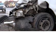 В Дзержинске пассажирка такси пострадала в ДТП