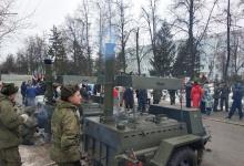 В Дзержинске прошел праздник в честь защитников Отечества