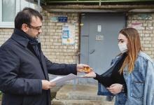 Ключи от квартир в Дзержинске вручены детям-сиротам