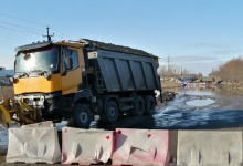 Чернореченскую объездную дорогу защитят от ежегодного затопленияЧернореченскую о