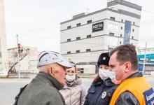В Дзержинске выписывают протоколы за нарушение самоизоляции