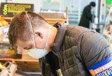 Волонтеры в Дзержинске помогают пожилым людям соблюдать самоизоляцию