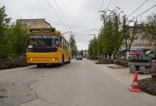 В Дзержинске идет ремонт дорог