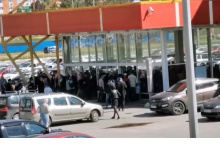 Карусель в Дзержинске закрыли за нарушение санитарных норм