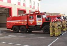 12 человек были эвакуированы во время пожара в Дзержинске