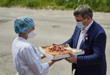 Дзержинск присоединился к акции «Испеки пирог и скажи спасибо!»